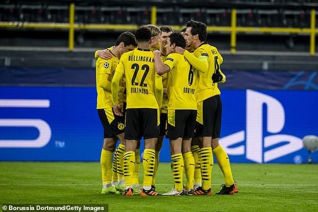 Dortmund 3-0 Club Brugge: Màn tỏa sáng của Haaland và Sancho - 4