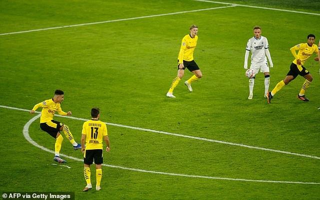 Dortmund 3-0 Club Brugge: Màn tỏa sáng của Haaland và Sancho - 3