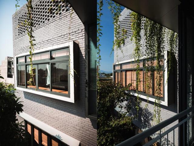 Ngôi nhà có 6 khoảng sân vườn, đẹp như tứ hợp viện ở Đà Nẵng - 11