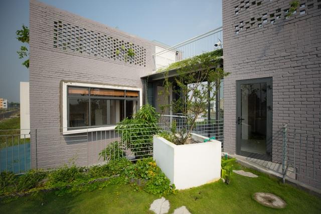 Ngôi nhà có 6 khoảng sân vườn, đẹp như tứ hợp viện ở Đà Nẵng - 13