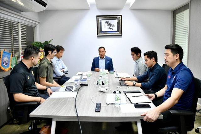 HLV Nishino lên kế hoạch cho đội tuyển Thái Lan tại vòng loại World Cup - 2