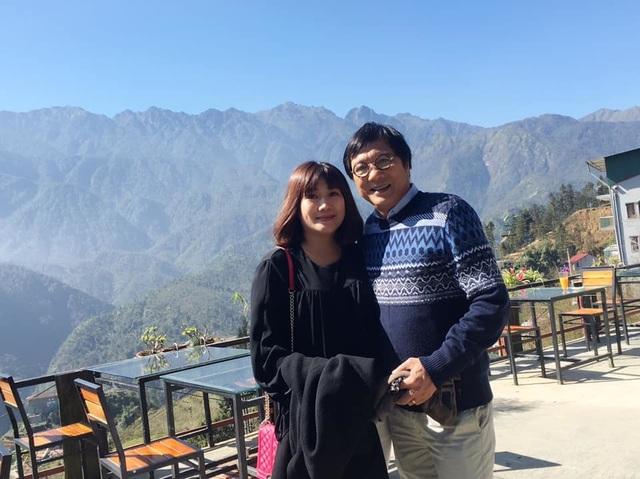 NSND Trọng Trinh hạnh phúc bên người vợ thứ 2 kém 16 tuổi - 1