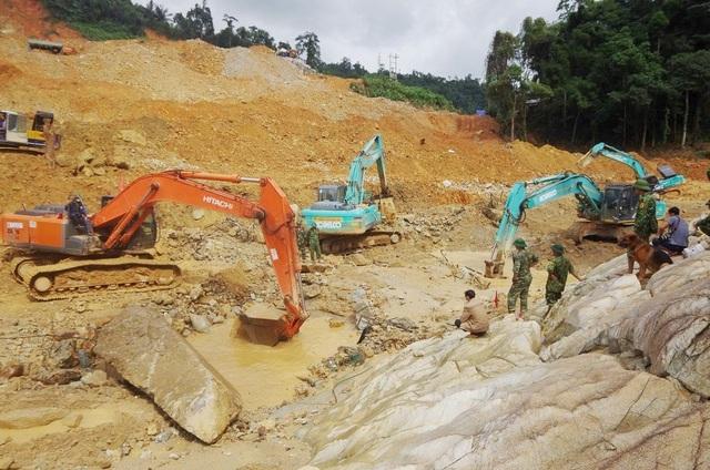 Kết thúc giai đoạn tìm kiếm cứu nạn Rào Trăng 3 dưới lòng sông - 1