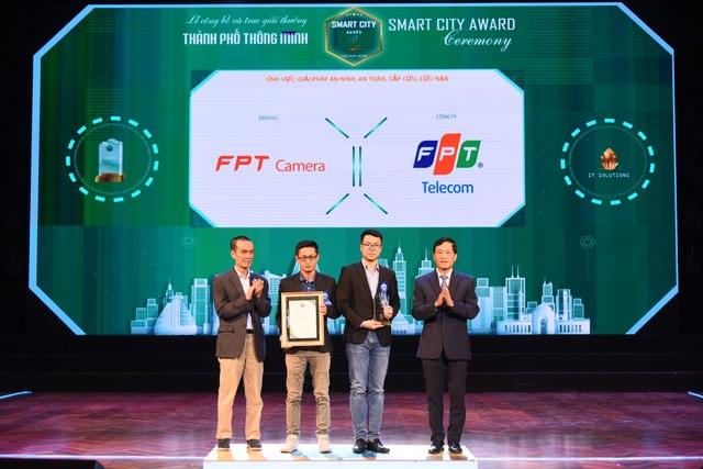 """""""FPT Telecom chiếm trọn 3 Giải thưởng Thành phố Thông minh Việt Nam 2020"""" - 1"""