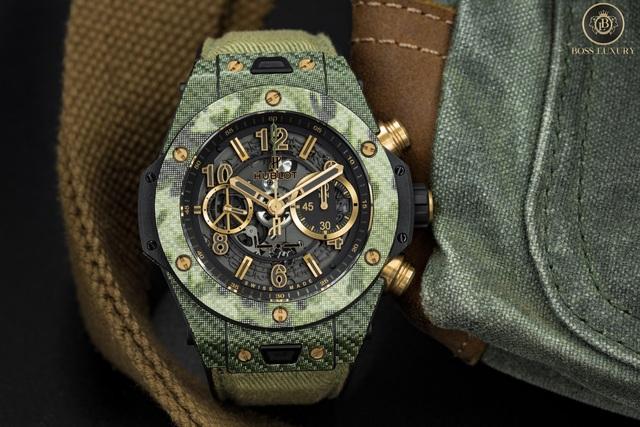 Top 3 mẫu đồng hồ sở hữu sắc màu đột phá mới tại Boss Luxury - 3