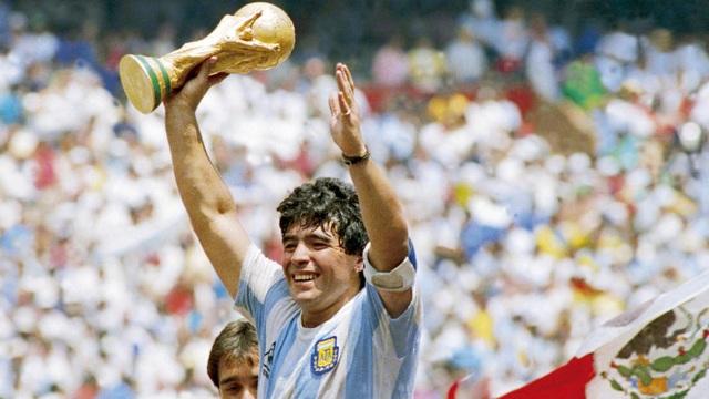 Cậu bé vàng Maradona trong đời sống văn hóa đại chúng - 1