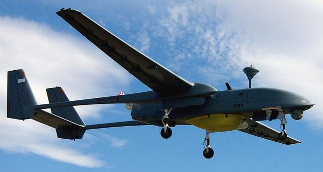 Ấn tính đưa máy bay không người lái Mỹ, Israel tới biên giới với Trung Quốc - 1