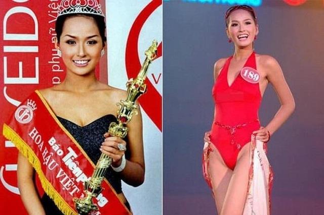 Người đẹp Việt điêu đứng vì thị phi sau khi đăng quang Hoa hậu - 1