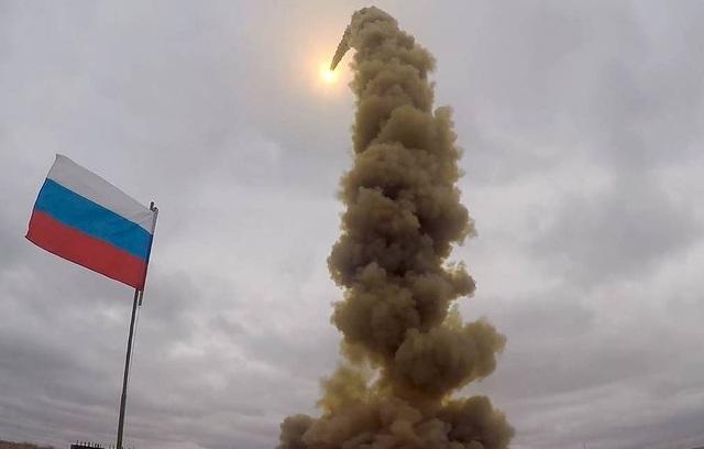 Video Nga thử thành công tên lửa đánh chặn mục tiêu từ không gian - 1