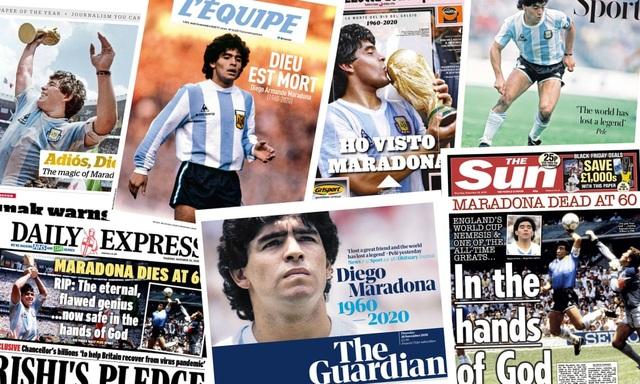Cảnh sát Argentina kết luận nguyên nhân cái chết của Maradona - 1