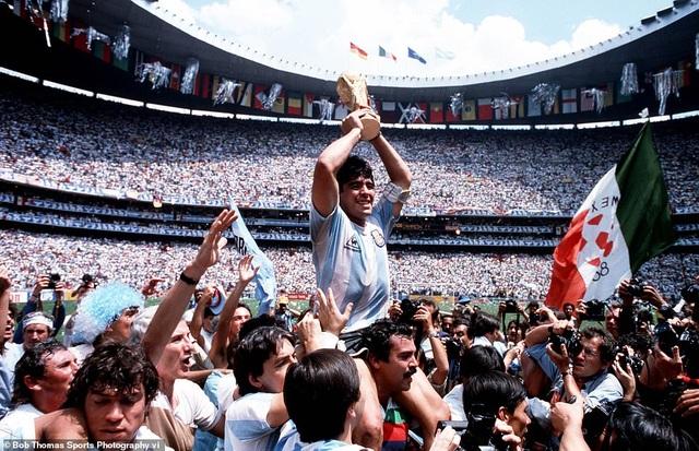 Hé lộ câu nói cuối cùng của huyền thoại Maradona trước khi qua đời - 4