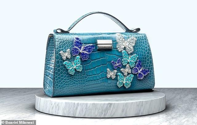 Chiếc túi xách đắt nhất thế giới có giá 165 tỷ đồng - 2