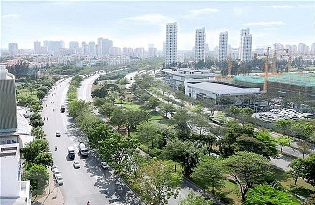 TP.HCM điều chỉnh quy hoạch nhiều dự án phát triển đô thị trọng điểm - 1