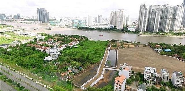 TP.HCM điều chỉnh quy hoạch nhiều dự án phát triển đô thị trọng điểm - 2