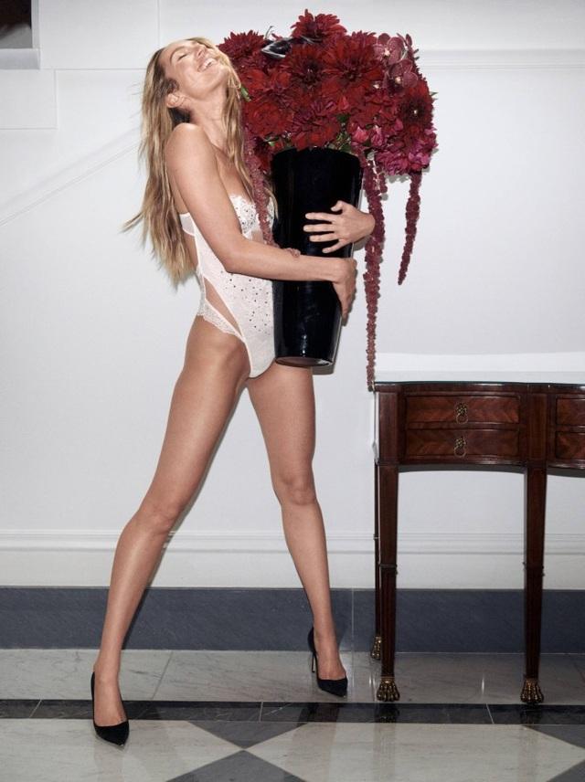 Candice Swanepoel hút ánh nhìn với áo tắm - 8