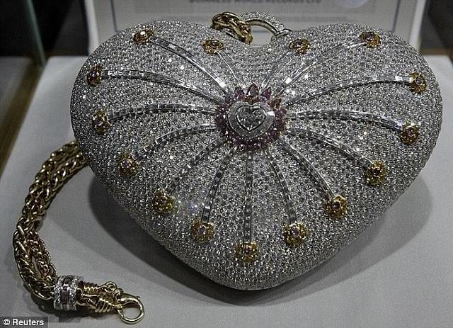 Chiếc túi xách đắt nhất thế giới có giá 165 tỷ đồng - 3
