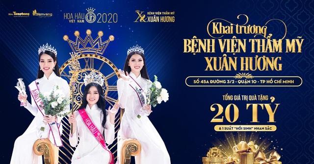 Bệnh viện Thẩm mỹ Xuân Hương miễn phí thẩm mỹ cho phái đẹp lên đến 20 tỷ đồng - 3