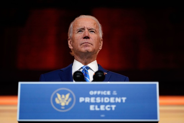 Nước Mỹ chia rẽ hậu bầu cử, ông Biden vẫn tin vào một năm tươi sáng - 1