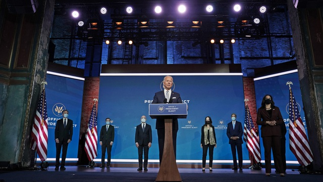 Gạt Nước Mỹ trên hết của ông Trump, ông Biden quyết đưa Nước Mỹ trở lại - 1