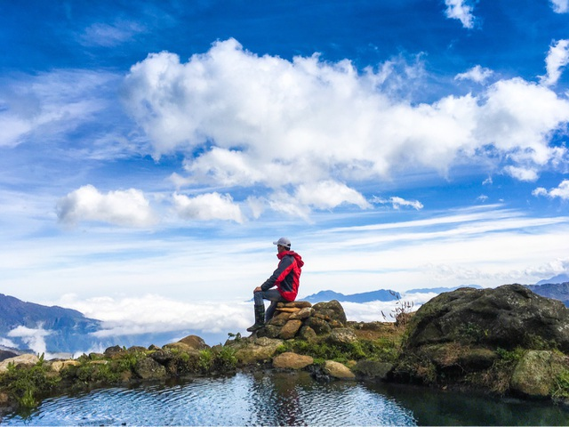 Cảnh đẹp níu chân người trên cung leo Nhìu Cồ San và đường đá cổ Pavie - 7