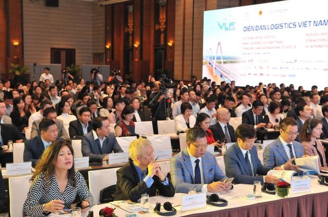 Chi phí vận tải Việt Nam vẫn đắt đỏ, chiếm tới 30-40% giá thành sản phẩm - 2
