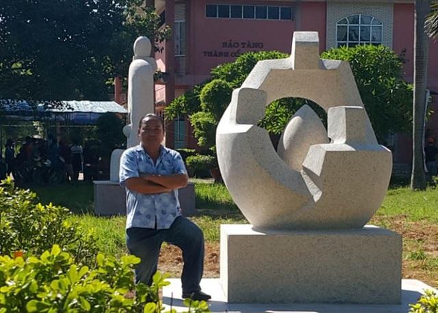 Phú Yên yêu cầu khẩn trương làm rõ, xử lý vụ sao chép tác phẩm điêu khắc - 3