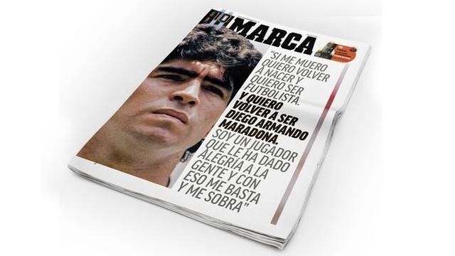 Báo chí thế giới tiếc thương cho sự ra đi của huyền thoại Maradona - 10