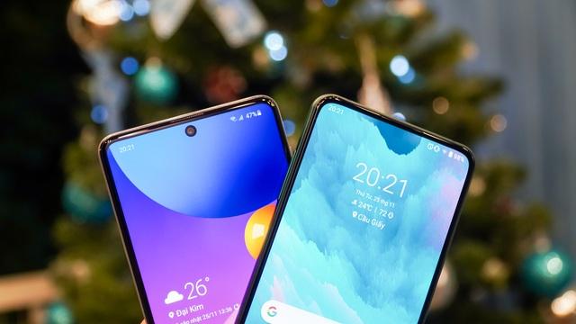 Vsmart Aris Pro đọ dáng cùng Galaxy M51: 10 triệu đồng chọn smartphone nào? - 4