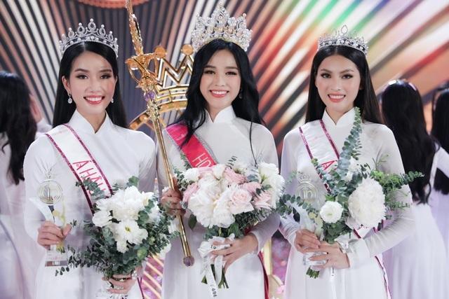Người đẹp Việt điêu đứng vì thị phi sau khi đăng quang Hoa hậu - 4