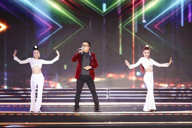 Sau tuyên bố giải nghệ, Tuấn Hưng lần đầu diễn tại Bán kết Hoa khôi Du lịch - 15