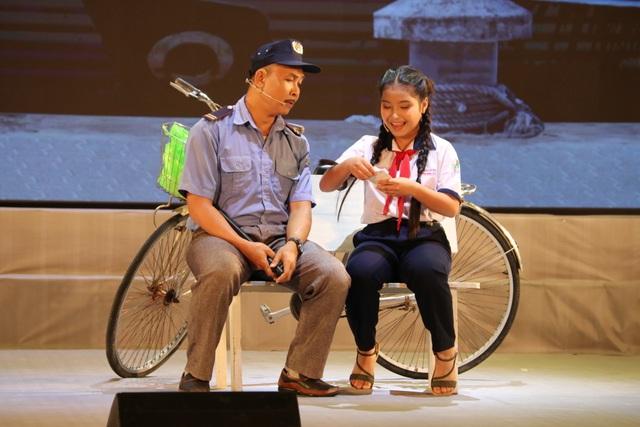Khai mạc Cuộc thi Tài năng trẻ diễn viên Cải lương - 4