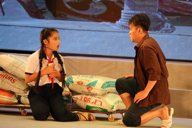 Khai mạc Cuộc thi Tài năng trẻ diễn viên Cải lương - 5