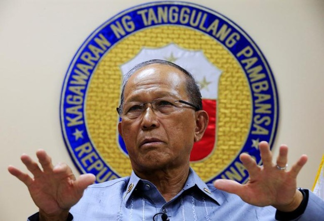 Căng thẳng Mỹ - Trung gia tăng, Philippines lo mắc kẹt giữa