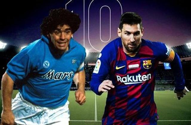 Lionel Messi có phải là bản sao của Diego Maradona? - 2
