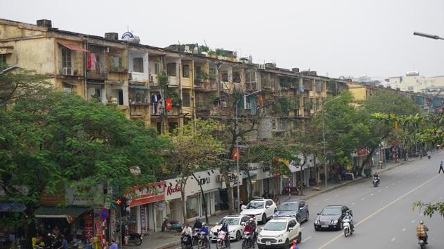 Vì sao người dân sống trong khu tập thể xập xệ không chịu di dời? - 2