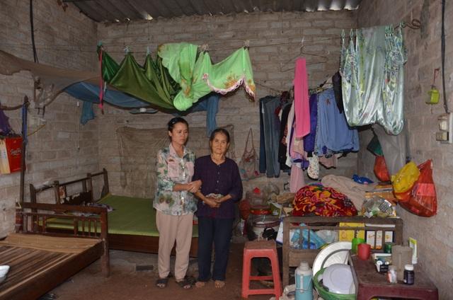 Thương hai người phụ nữ nghèo sống lay lắt, mơ một bữa cơm có thịt - 2