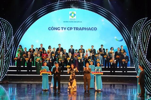Traphaco lần thứ 5 liên tiếp là Thương hiệu quốc gia - 2