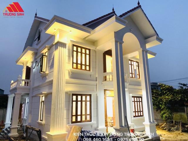 Trường Sinh - Đơn vị xây nhà và sửa nhà trọn gói uy tín, chuyên nghiệp - 5