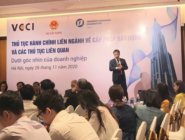Có chuyện ưu ái doanh nghiệp FDI trong cấp phép xây dựng tại địa phương - 1