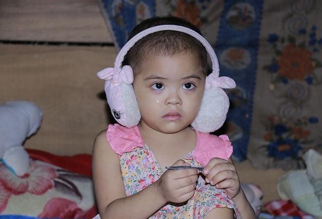 Bạn đọc Dân trí hỗ trợ hơn 204 triệu đồng giúp bé gái 4 tuổi bị ung thư máu - 2