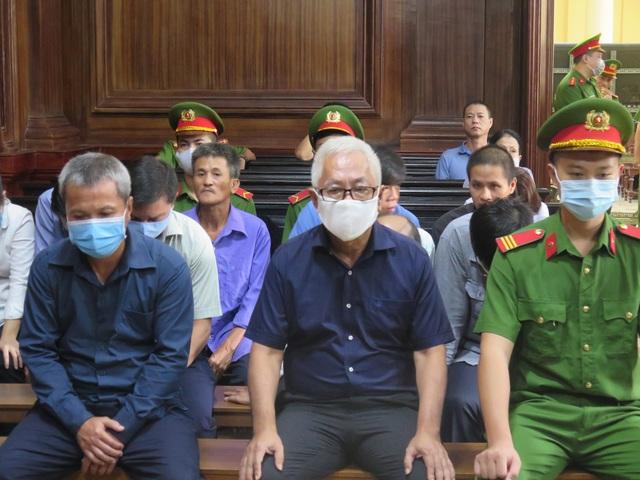 Trần Phương Bình nhận thêm án tù chung thân - 2