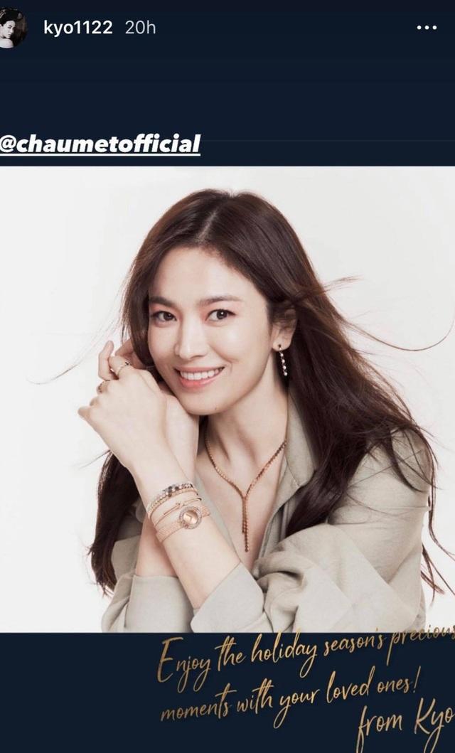 Nhan sắc nổi bật thời đi học của Song Hye Kyo - 10