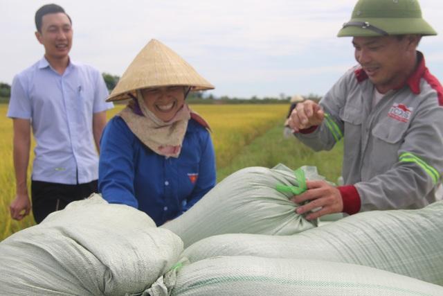 9X bỏ việc an nhàn về quê chế biến gạo, thu hàng chục tỷ đồng mỗi năm - 6