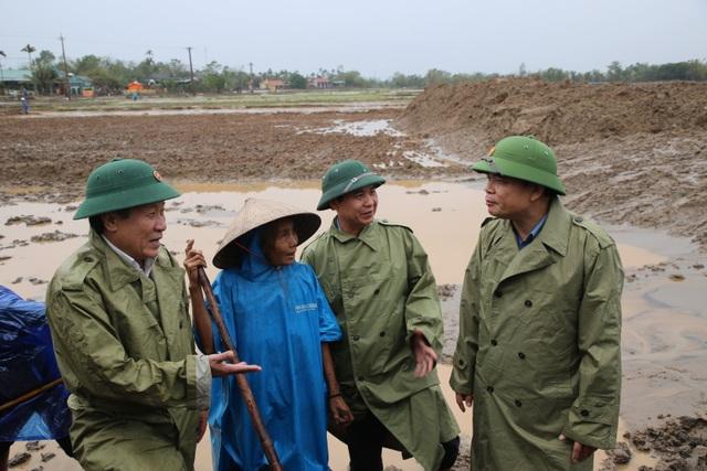 Dồn lực tái thiết kinh tế miền Trung sau bão lũ lịch sử - 1
