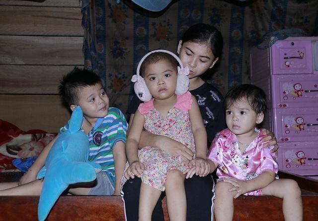 Bạn đọc Dân trí hỗ trợ hơn 204 triệu đồng giúp bé gái 4 tuổi bị ung thư máu - 3