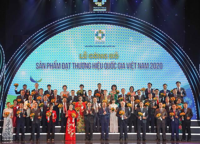 Tập đoàn Dekko đạt danh hiệu Thương hiệu quốc gia Việt Nam 2020 - 1