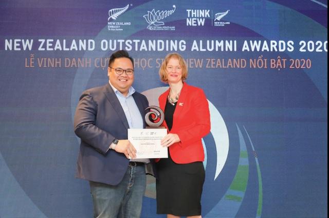 Anh đầu bếp Việt được New Zealand vinh danh - 1