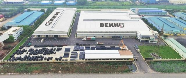 Tập đoàn Dekko đạt danh hiệu Thương hiệu quốc gia Việt Nam 2020 - 3