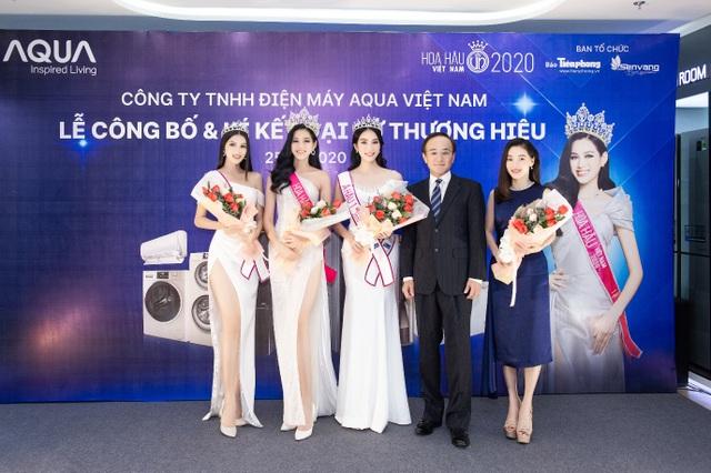 AQUA Việt Nam công bố Đỗ Thị Hà - Hoa hậu Việt Nam 2020 là đại sứ thương hiệu năm 2021 - 1