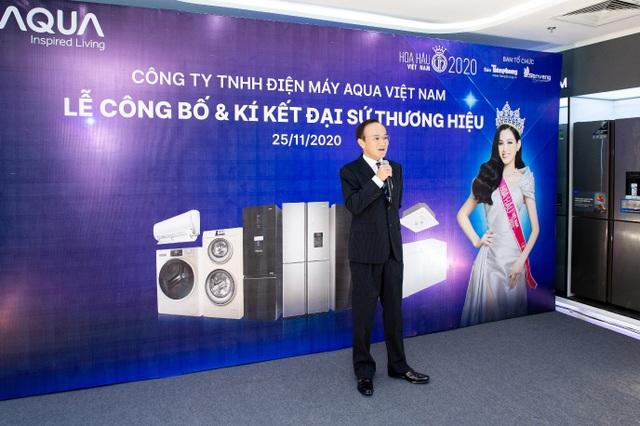 AQUA Việt Nam công bố Đỗ Thị Hà - Hoa hậu Việt Nam 2020 là đại sứ thương hiệu năm 2021 - 2